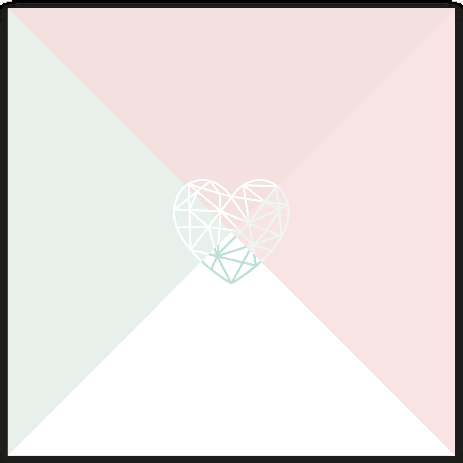 tackkort till bröllop Mint and Dusty Pink_Tackkort__bröllop_150x150