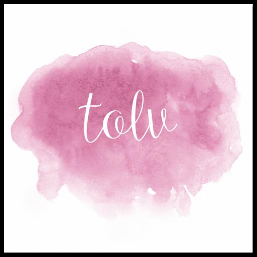 Aquarelle_pink_bordsnummerskylt