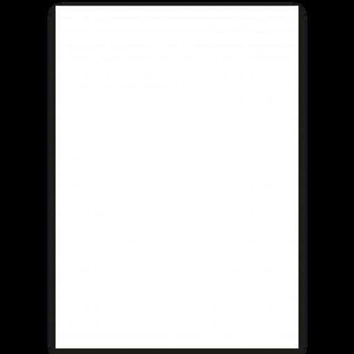 A6 Blank
