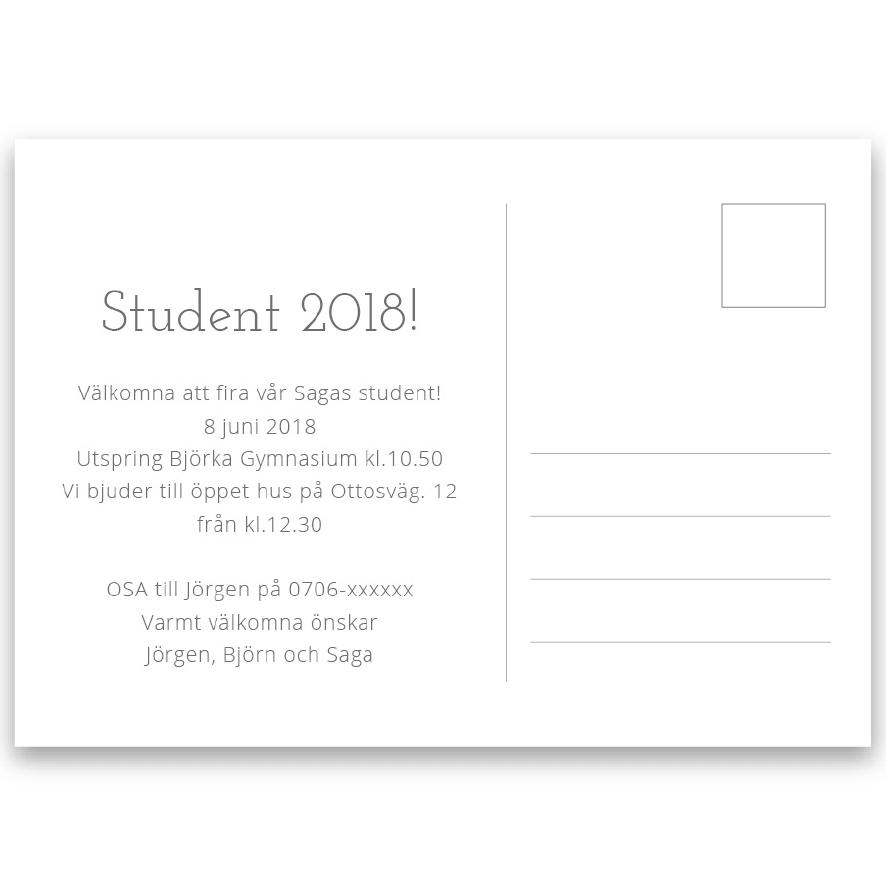 inbjudningskort