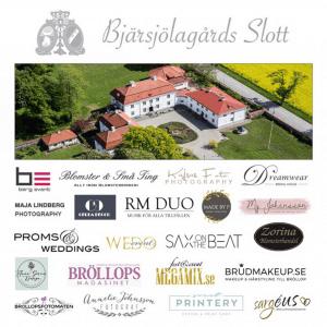 Bröllopsmässa Bjärsjälagårds slott